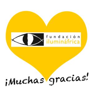 Donación a Iluminafrica